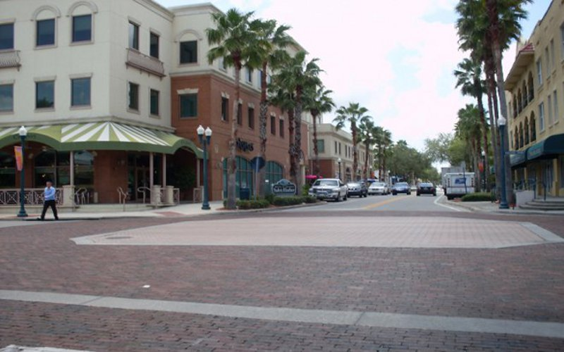 Downtown Safety Harbor The Quaint Quiet City On The Bay