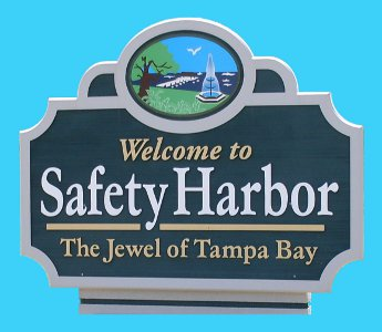 Welcome To Safety Harbor