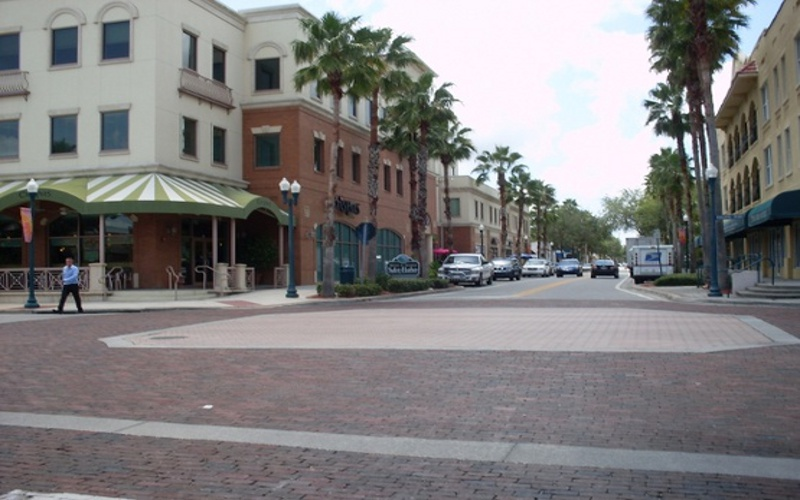 Safety Harbor Downtown
