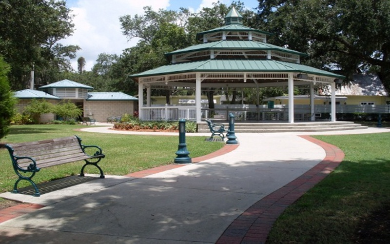 Safety Harbor Gazebo