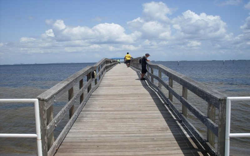 Safety Harbor pier